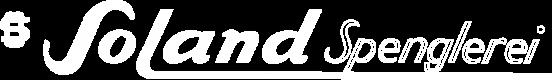 Soland_Spaenglerei_LogoWeiss